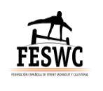 Logo federacion calistenia GEASOC